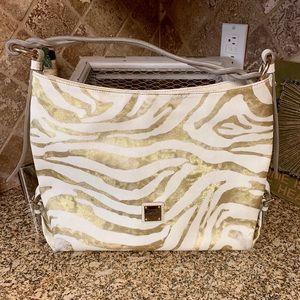 Dooney & Bourke Zebra Shoulder Bag